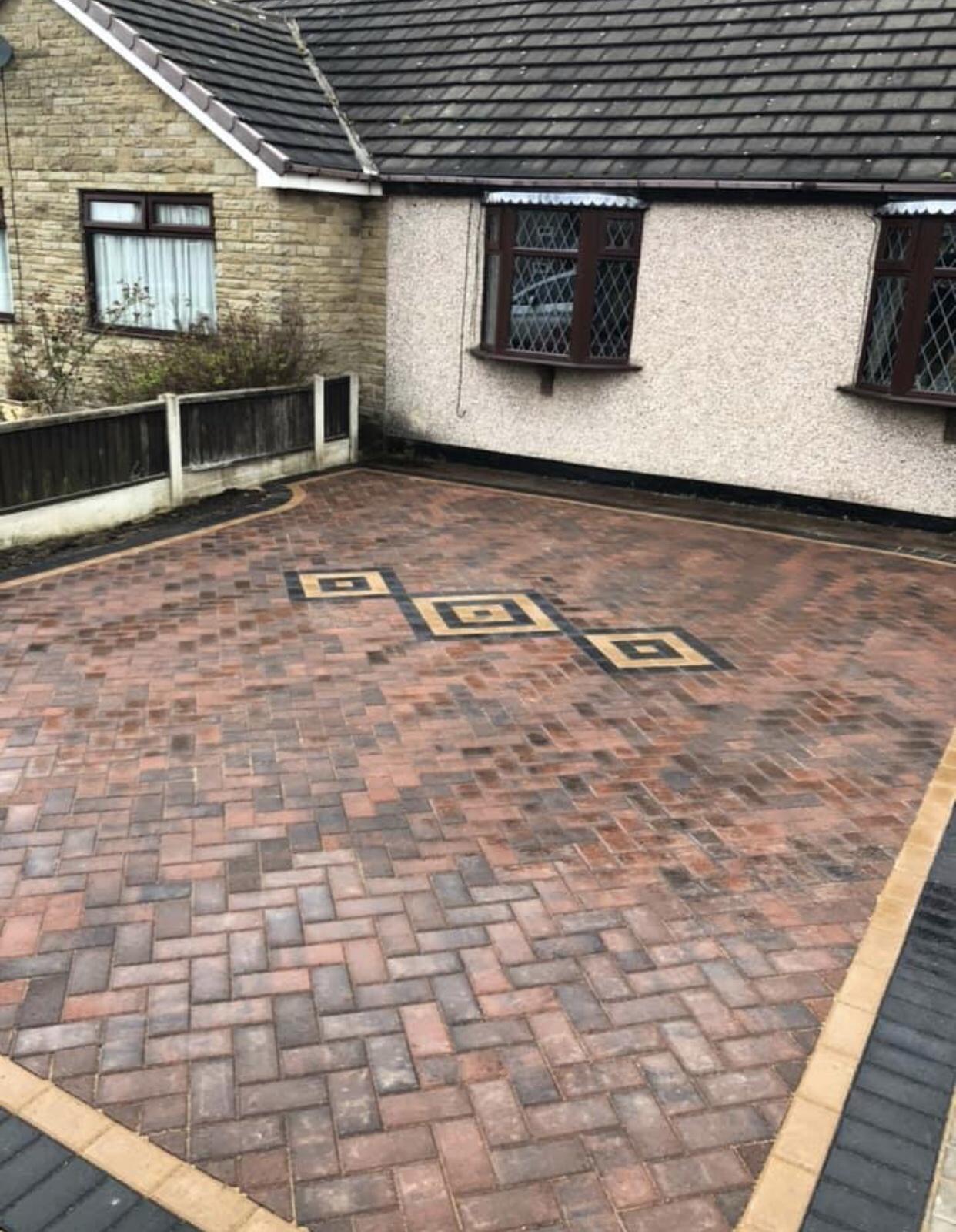 block pave Sheffield