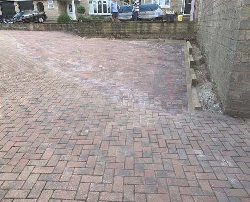block paving Worksop