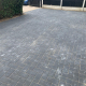 Charcoal Block Paving Driveway Rotherham